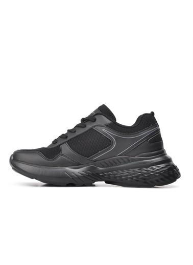 Slazenger Slazenger ZAPALA Yürüyüş Kadın Ayakkabı    Siyah